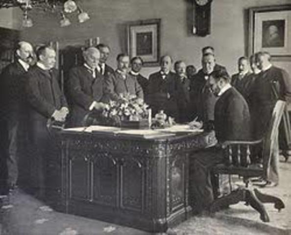 Treaty of Paris (Spanish-American War)