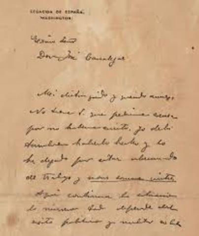 De Lome letter (Spanish-American War)