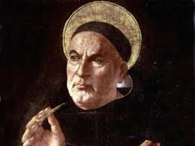 Tomás de Aquino prefirió concentrarse en las características y generales de la naturaleza humana