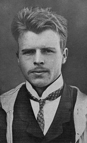 Hermann Rorschach. Publica una técnica de medida de la personalidad