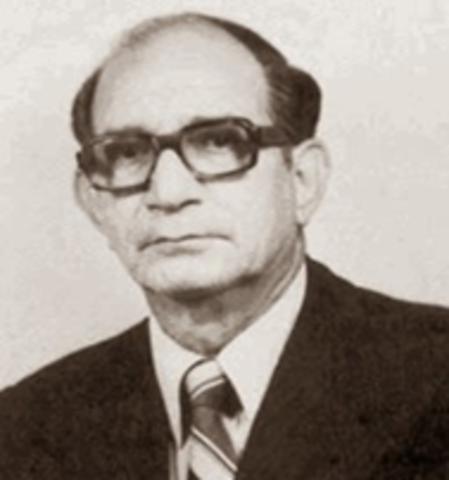 Ernesto Amador Barriga fundó el primer laboratorio psicométrico en Bogotá