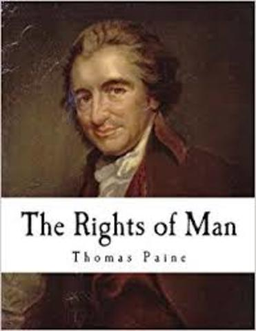 Thomas Paine, The Rights of Man