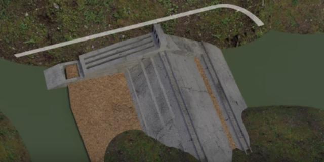 Finaliza la construcción del tunel intermedio