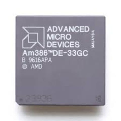AMD Am386