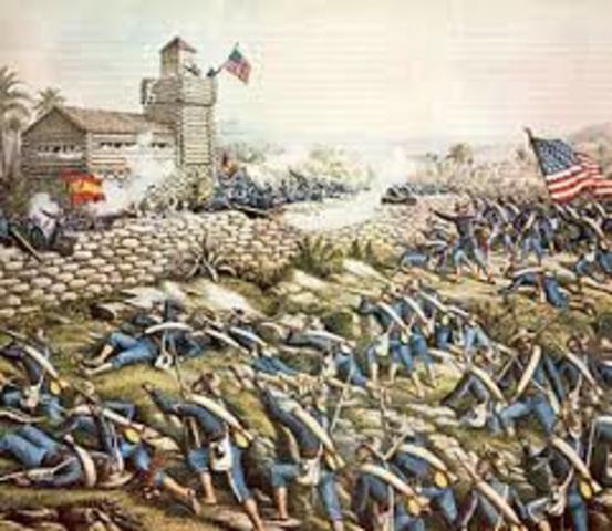 Battle of San Juan Heights