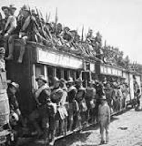 Philippines Insurrection Begins (Philippines-American War)