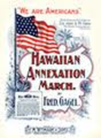 The Hawaii Annexation