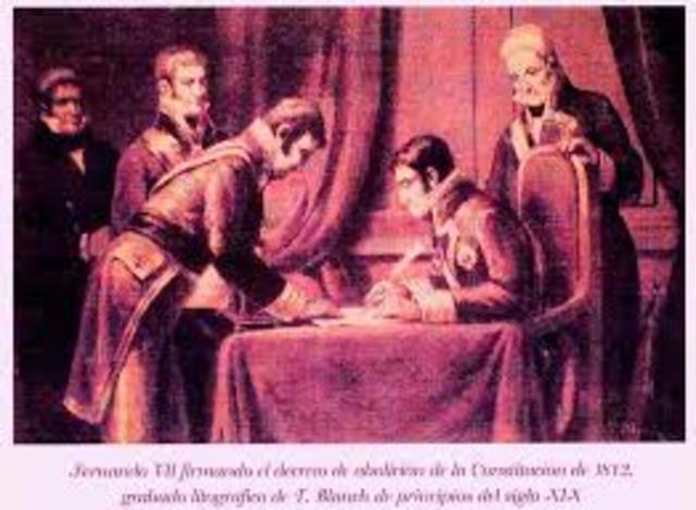 ABOLICIÓN DE LA CONSTITUCIÓN