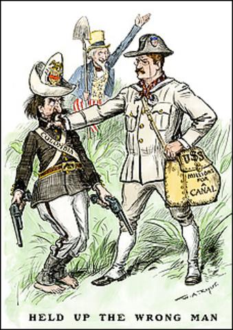 Hay-Bunau-Varilla Treaty