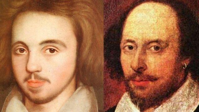Marlowe and Shakespeare