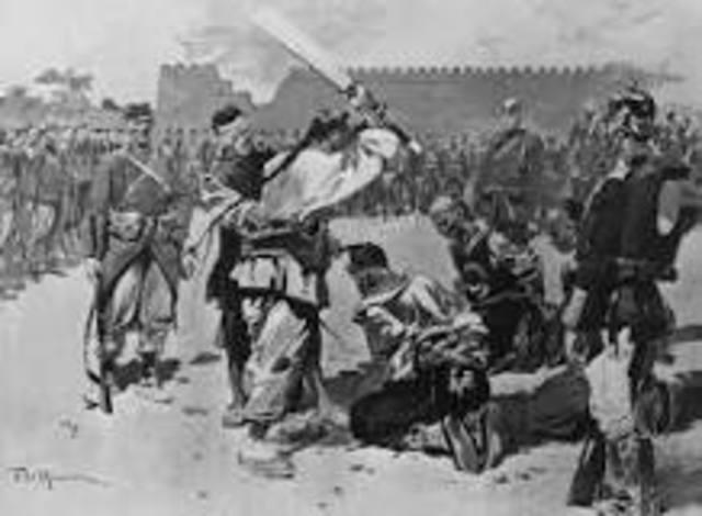 Chinas boxer rebellion