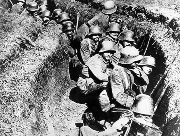 Spark of WW1