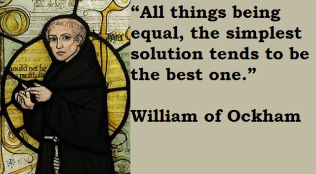 Ockham's Razor