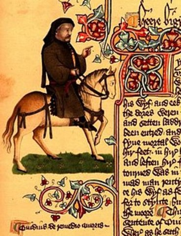 100 Canterbury Tales By Chaucer