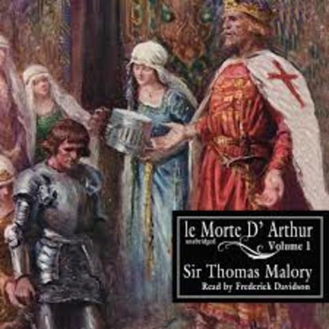 Morte d'Arthur By Thomas Malory