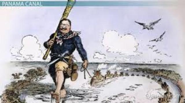 Big Stick Diplomacy (1)