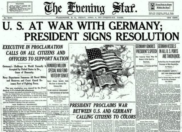 Public Opinion(World War 1)