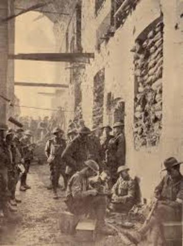 Ethnic Influences (World War 1)
