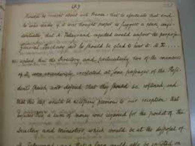 Spanish American War (Passage of the Teller Amendment)