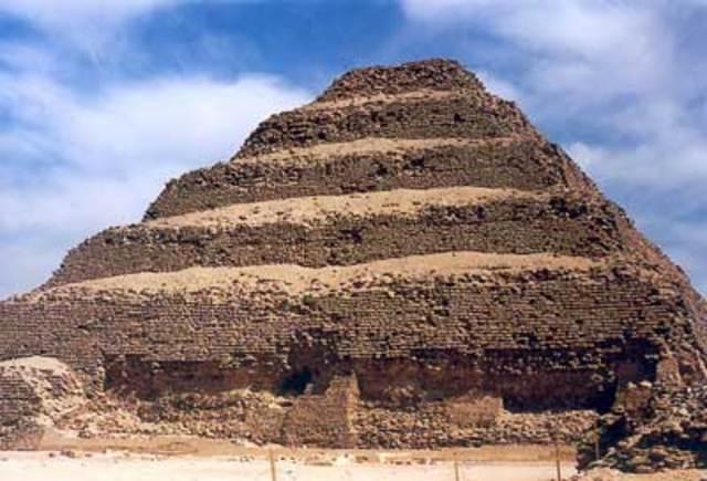 Egipto - Primer Piramide