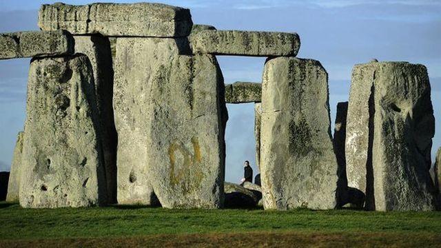 Europa Occidental - Monumento Stonehenge