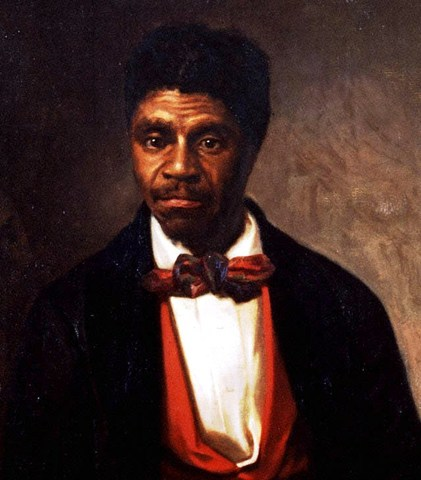 The Dred Scott Case holds that Congress does not have the right to ban slavery in states and that slaves are not citizens.
