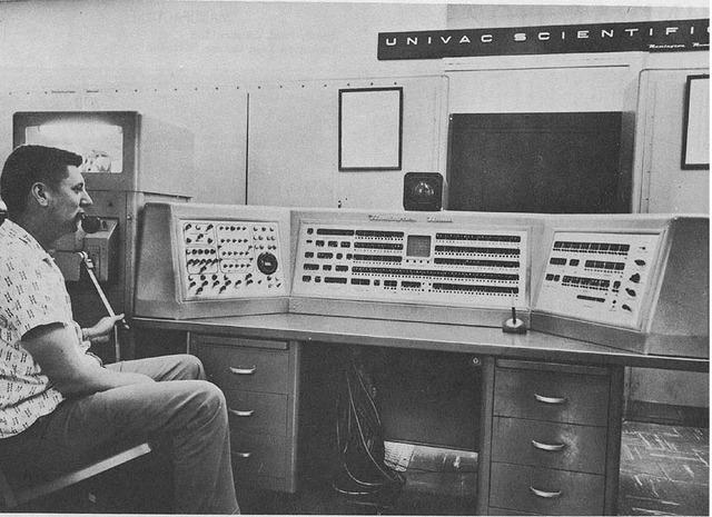 El UNIVAC 1101