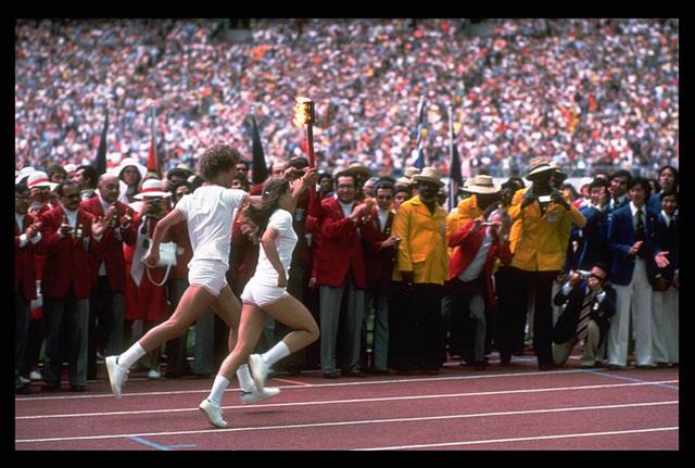 Les Jeux Olympiques de 1976
