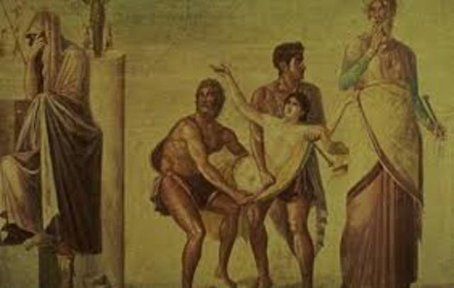 GRECIA: Siglo XIX - VIII a.C.