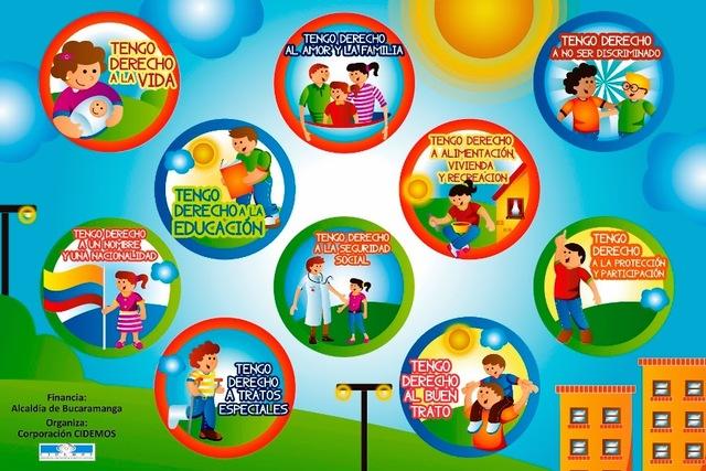 derechos de niños y niñas