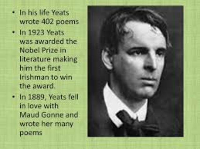 W,B, Yeats
