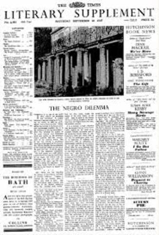 The Times Literary Supplemen