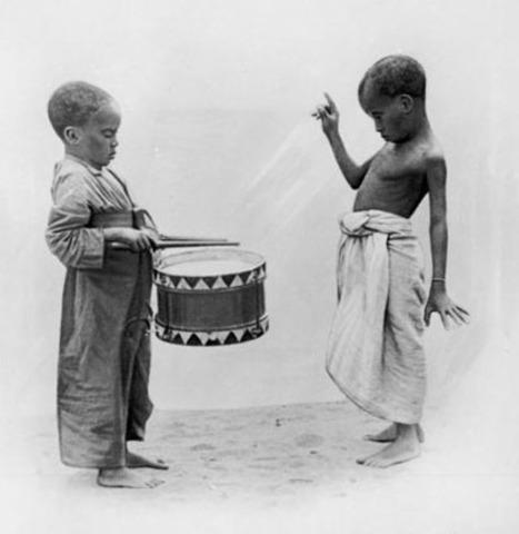 Africans in British entertainment
