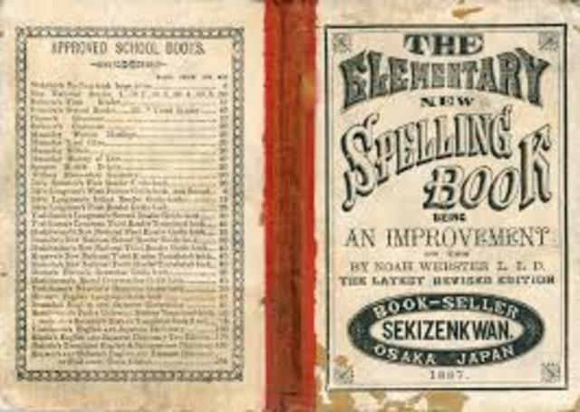 Spelling Book for American children