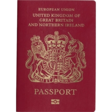 British passport holder born overseas can only settle in Britian if they have a work permit and have parent/grandparent born in UK