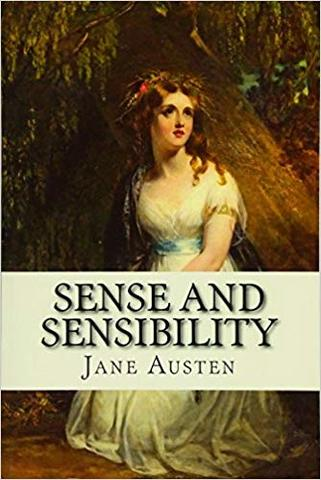 The first publication of Jane Austen