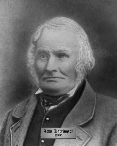 Land Grant to John Harrington