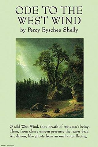 Ode to the West Wind By Percy Shelly