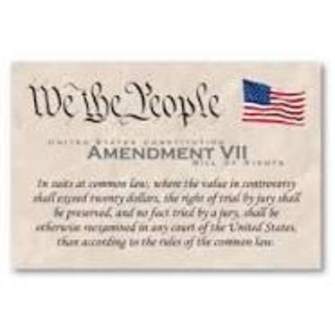 7th amendment