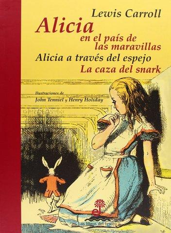 Alice's Adventures in Wonderland By Lewis Carril