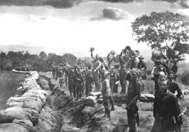 Spanish-American War: Spain Surrenders