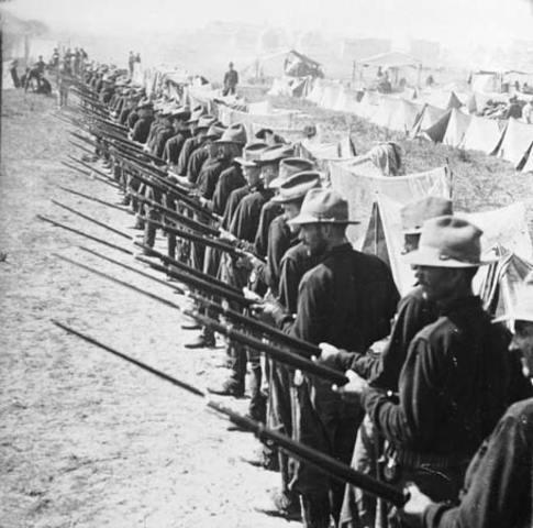 Spanish-American War: U.S. Support