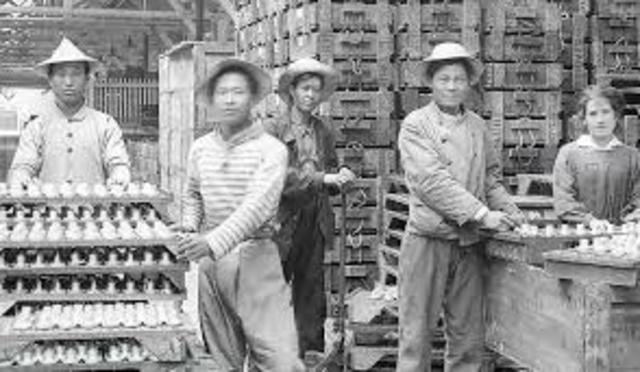 1917 China