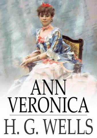 Ann Veronica By H.G.Wells