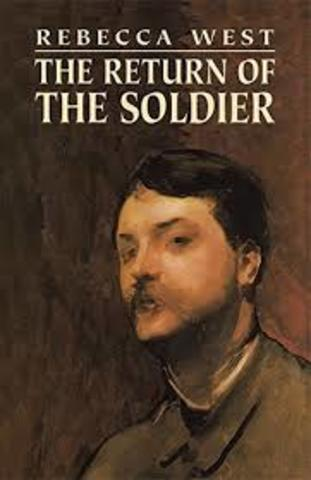 The Return of the Soldier By Rebecca West