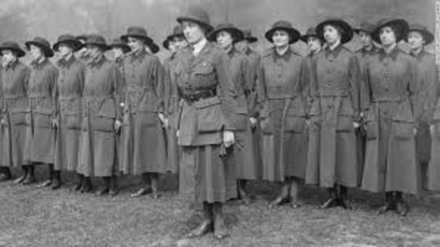 Women and WW1 (2)