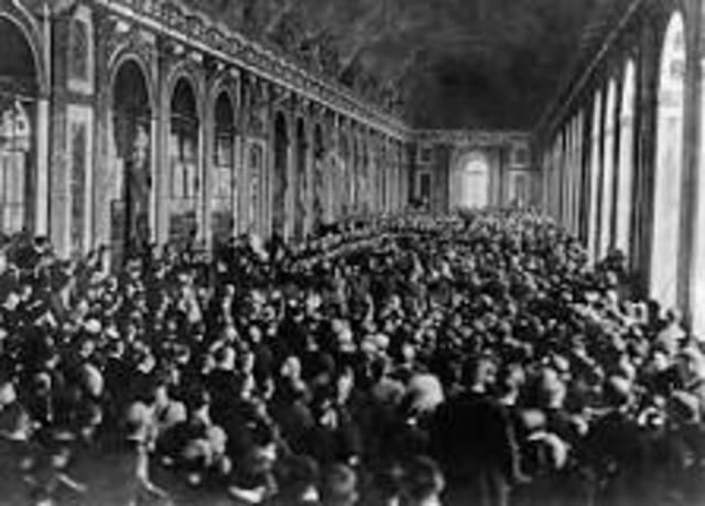 Treaty of Versailles (4)