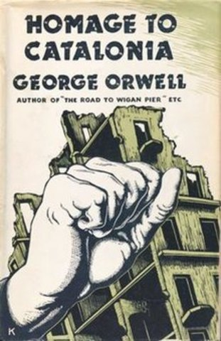 In Homage to Catalonia By George Orwell