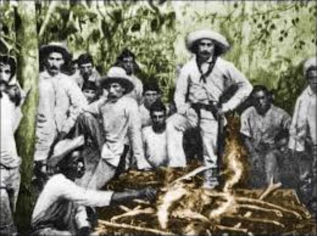 Cuban Revolt (Spanish-American War)