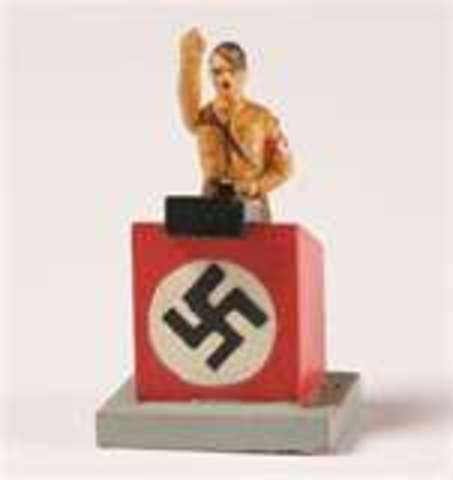 Hitler joins the Nazi party